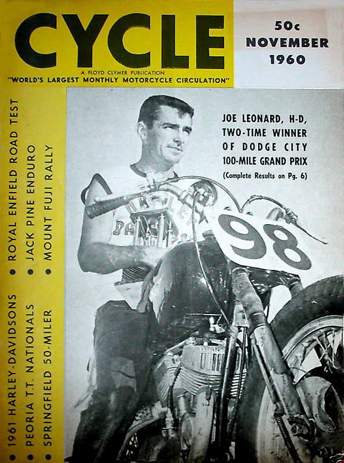 1960 - Joe Leonard