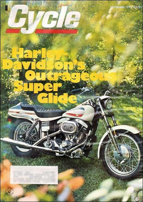 1970 - SuperGlide