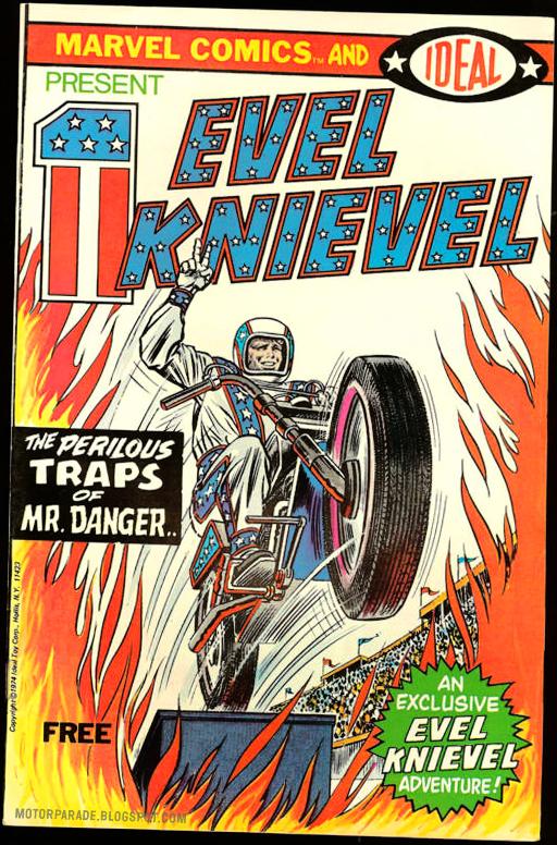 Comic de 1974