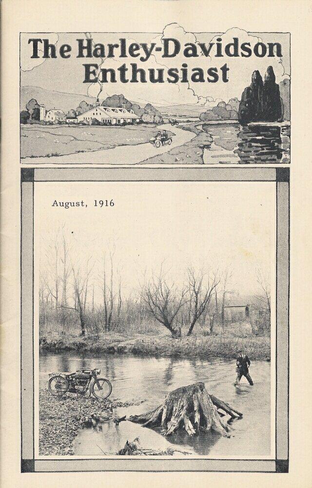Uno de los primeros ejemplares