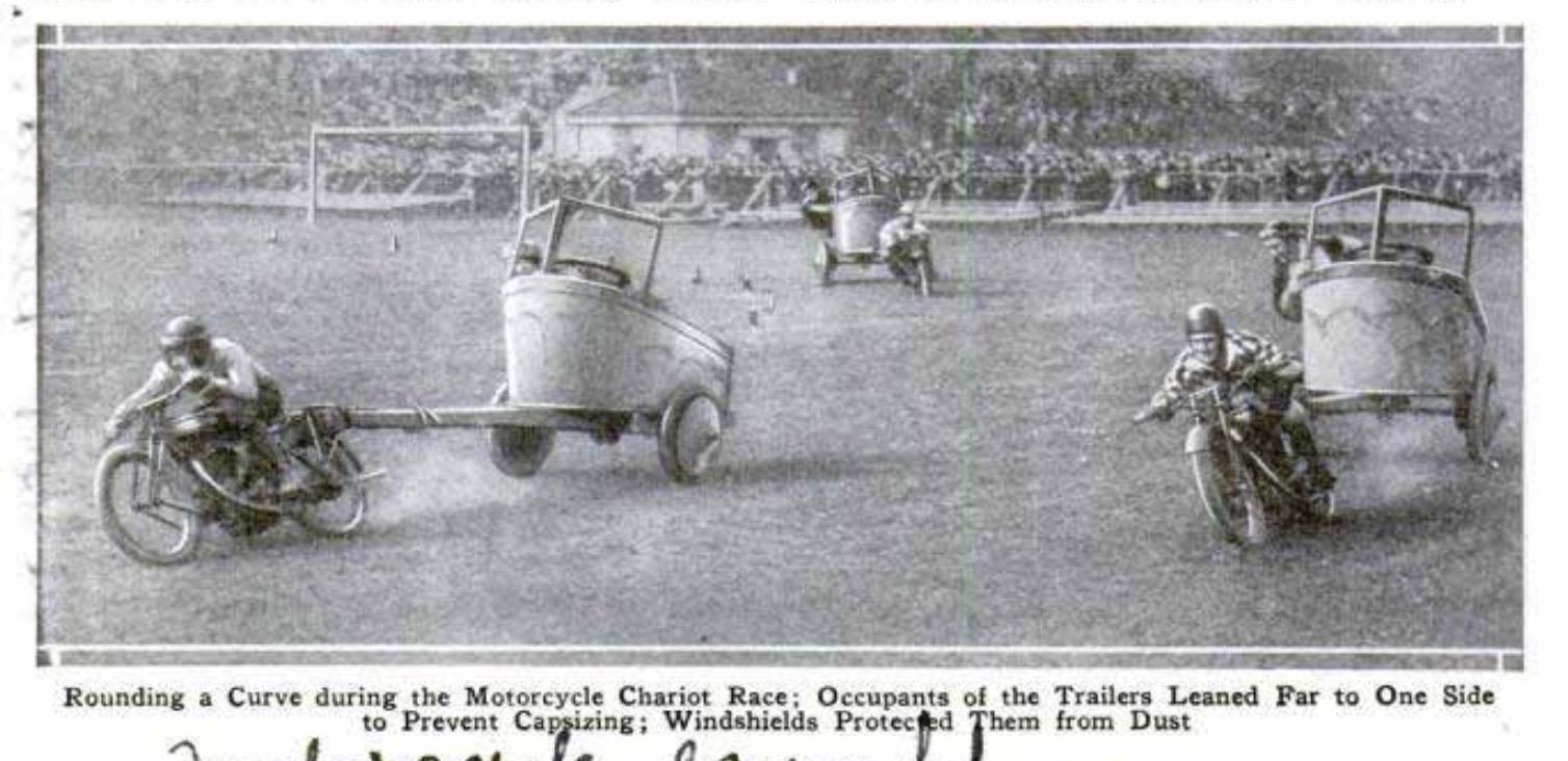 Popular Mechanics de 1926 - julio