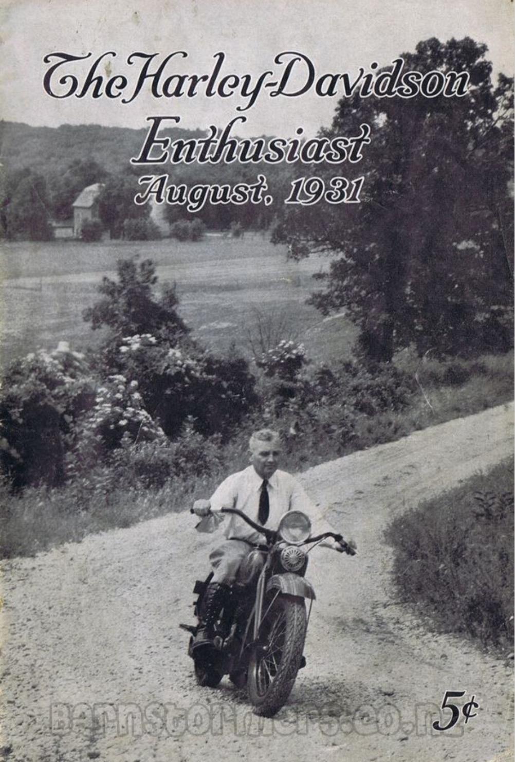 1931 - Agosto