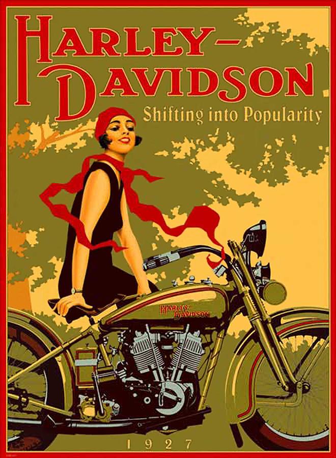Poster de 1927