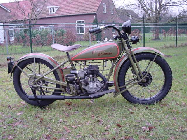 Modelo Single de 1928