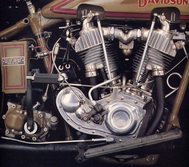 Motor J-Two Cam del modelo JDH