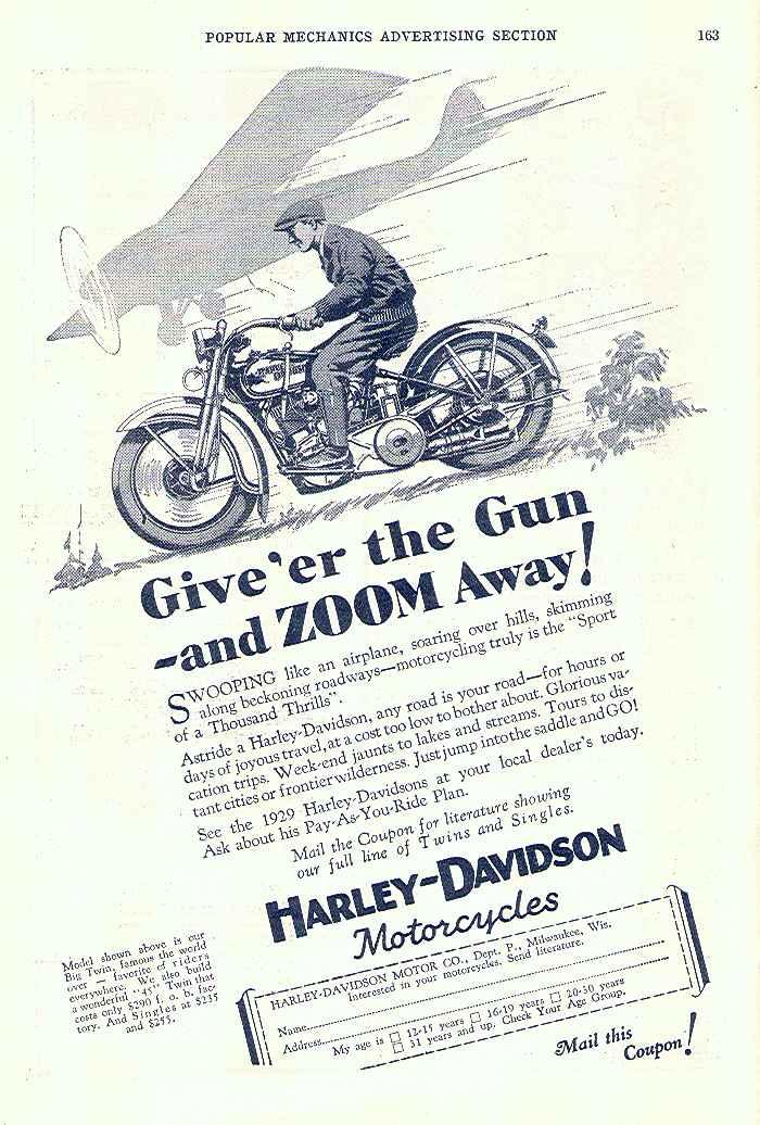Give'er the gun