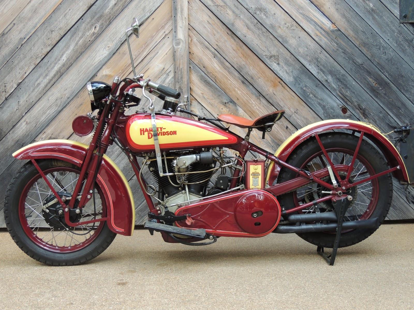 Modelo JDH de 1929
