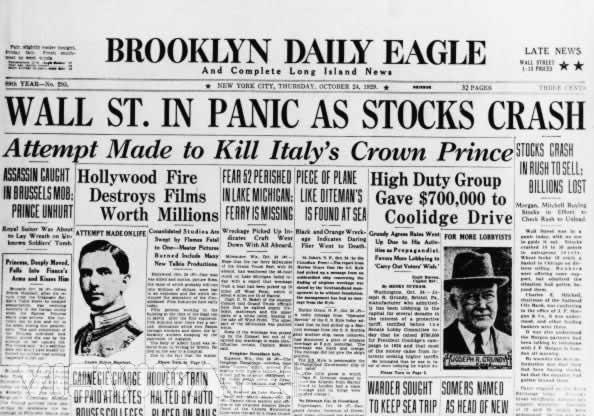 Crack de 1929