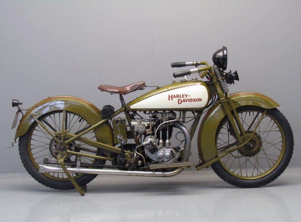 Modelo BAF motor OHV de 350 cc.