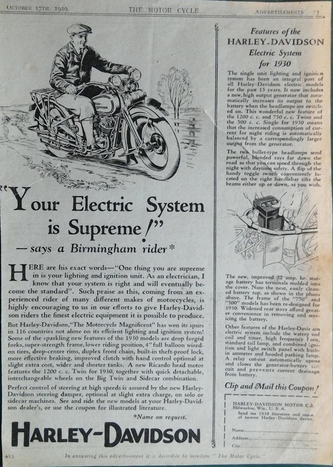 Your Electric System is Supreme