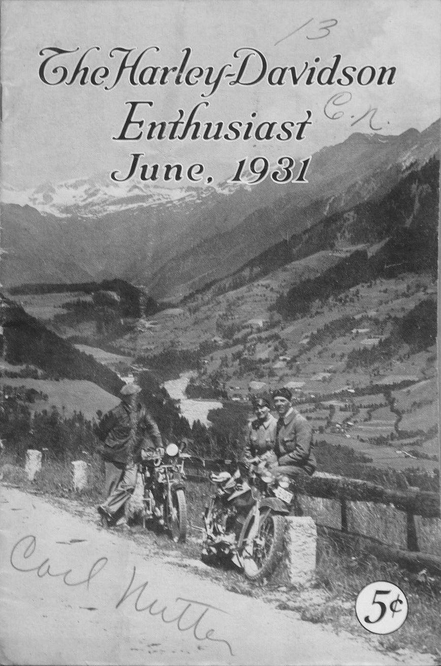 1931 - Junio