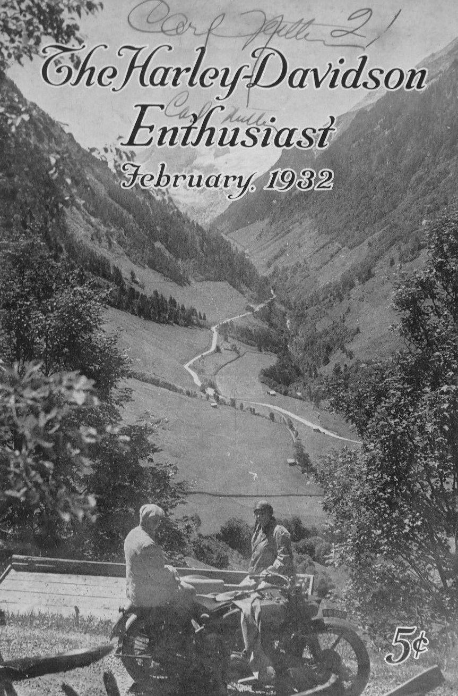 1932 - Febrero
