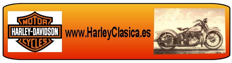 Cabecera antigua de harleyclasica