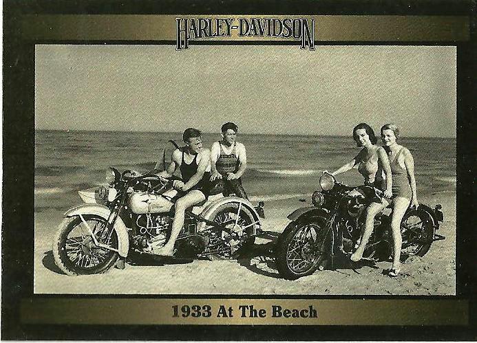 1933 At the Beach
