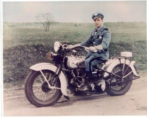 Modelo VL-74 de la Policía (Harley-Davidson)