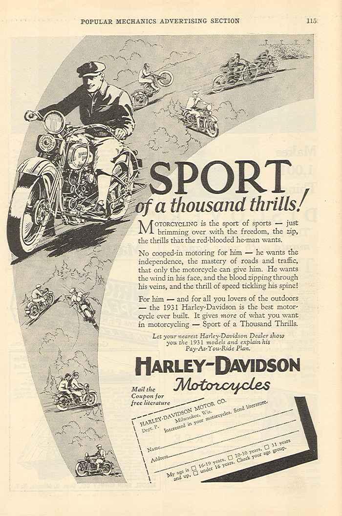 Sport of a thousand thrills