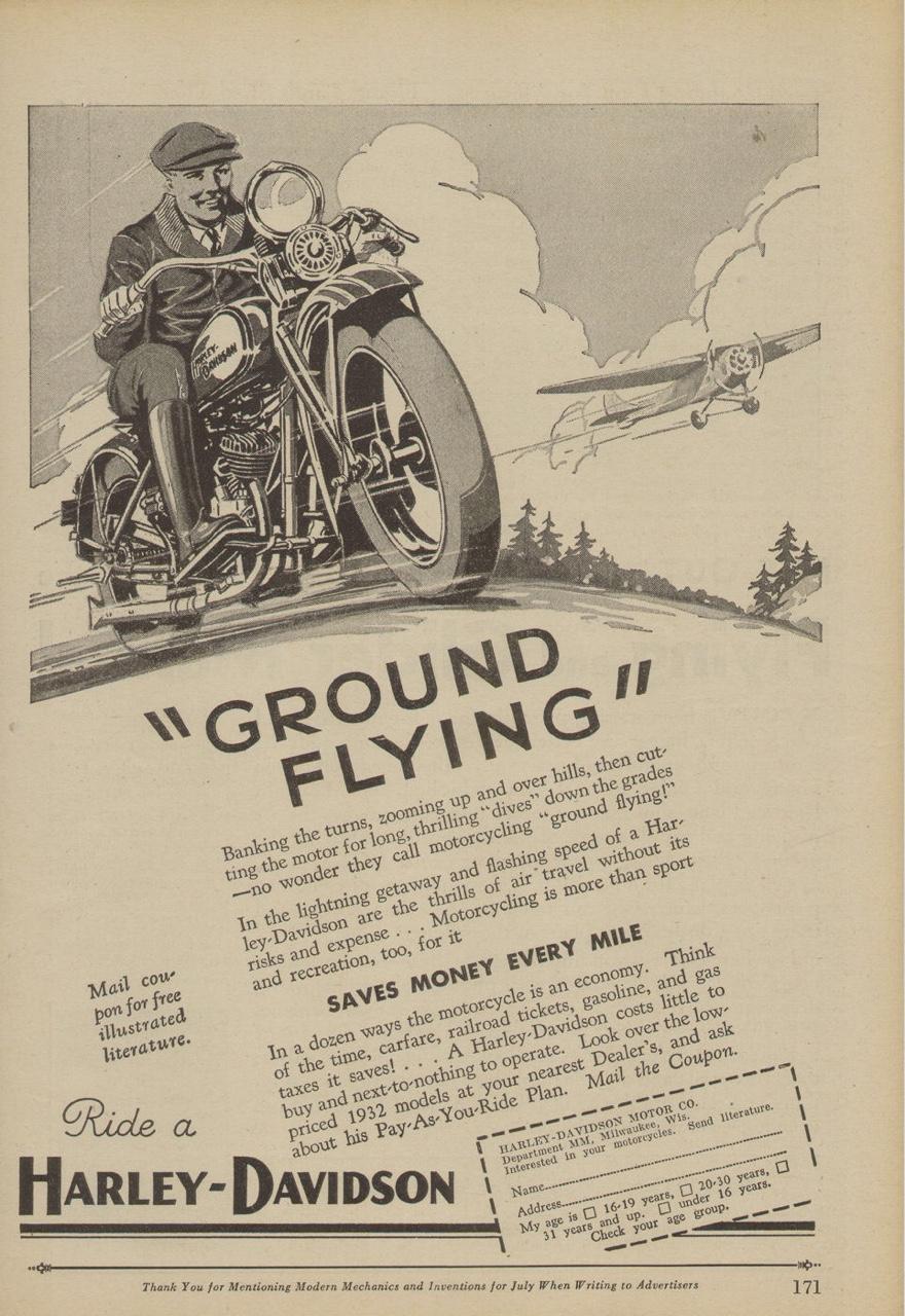 Ground Flying