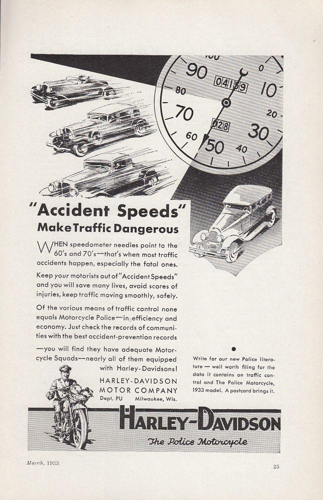 Accident Speeds