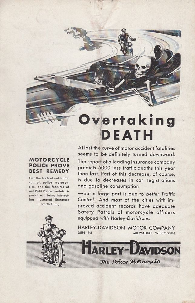 Overtaking Death