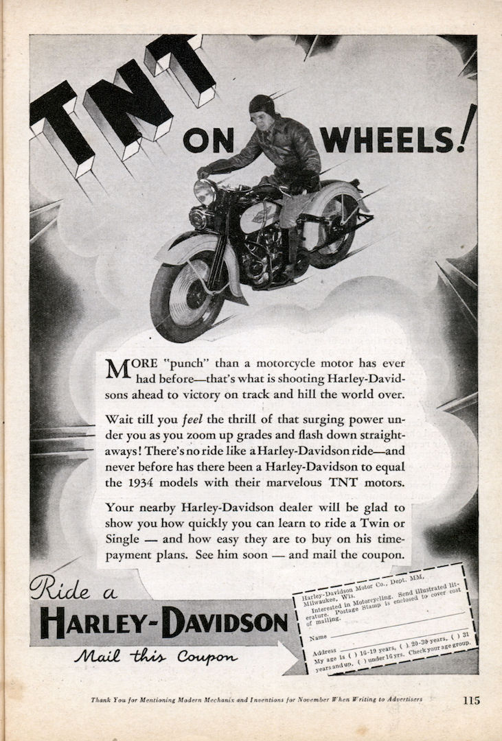 TNT on Wheels