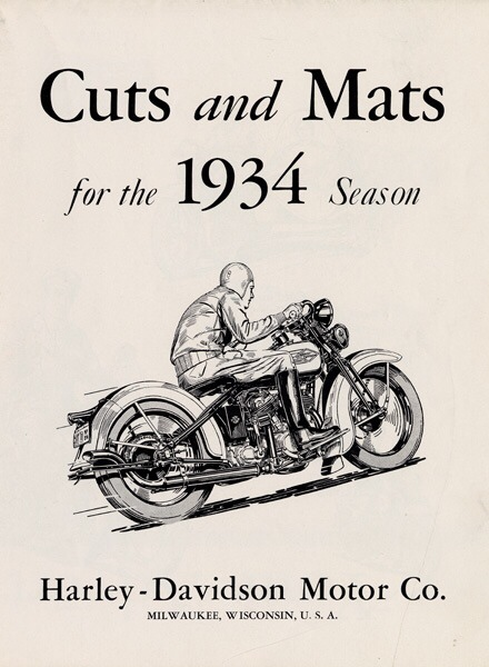 Cuts and Mats for 1934