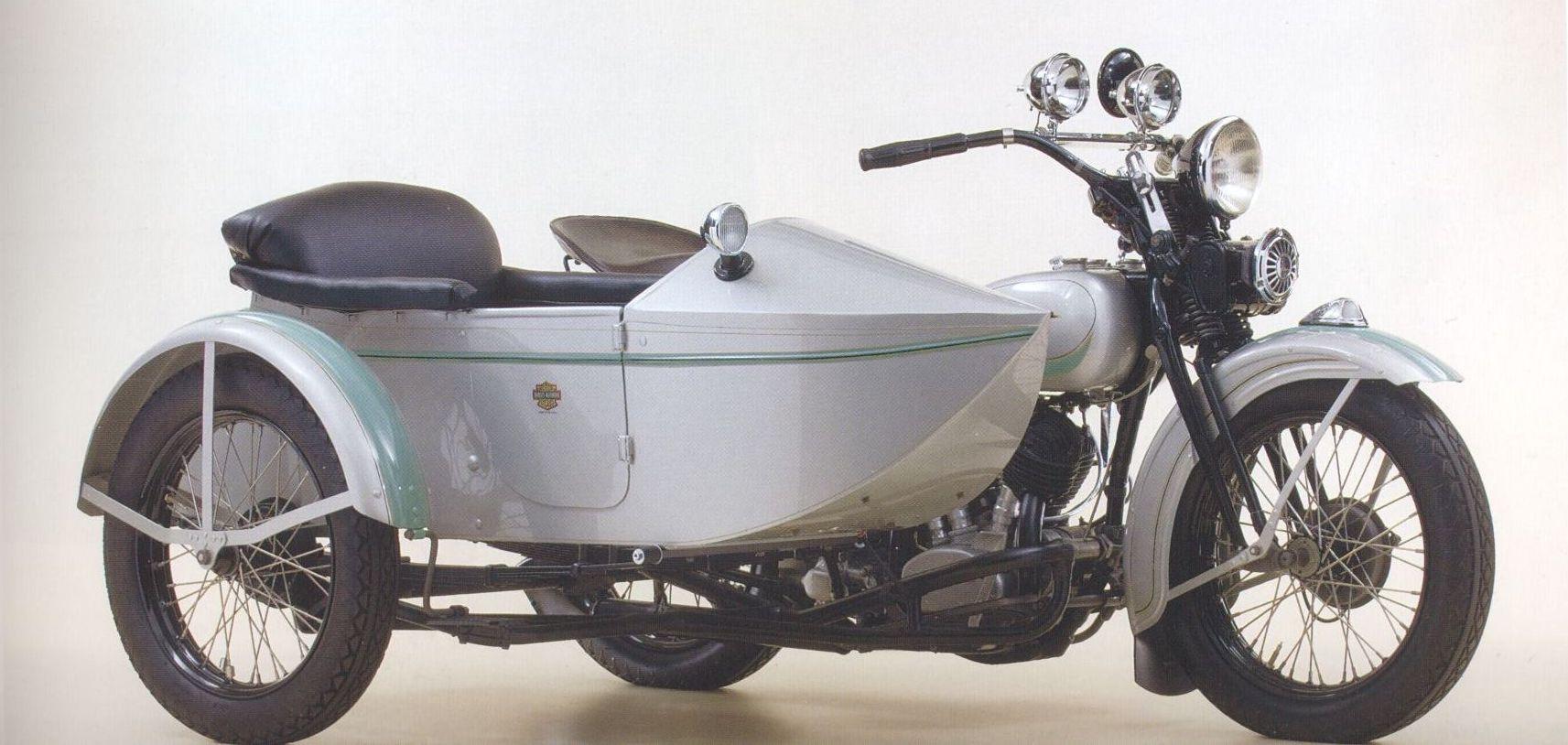 Modelo LT sidecar
