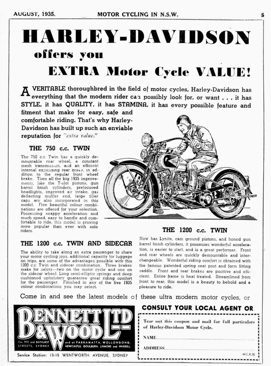 Extra Motorcyle Value