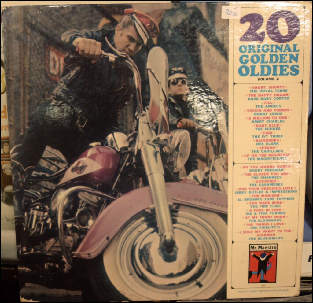 20 Original Golden Oldies