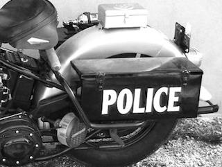 Galeria de fotos policia Harley-Davidson