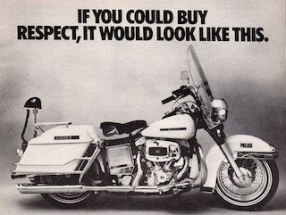 Promociones policía Harley-Davidson
