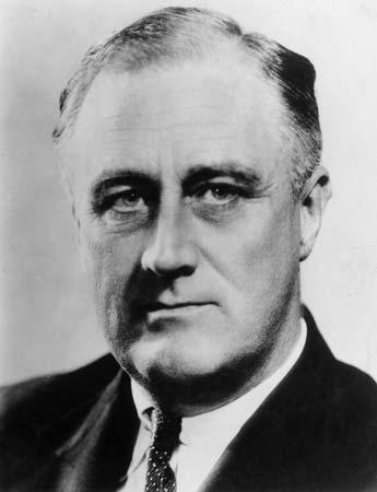 El Presidente Roosevelt
