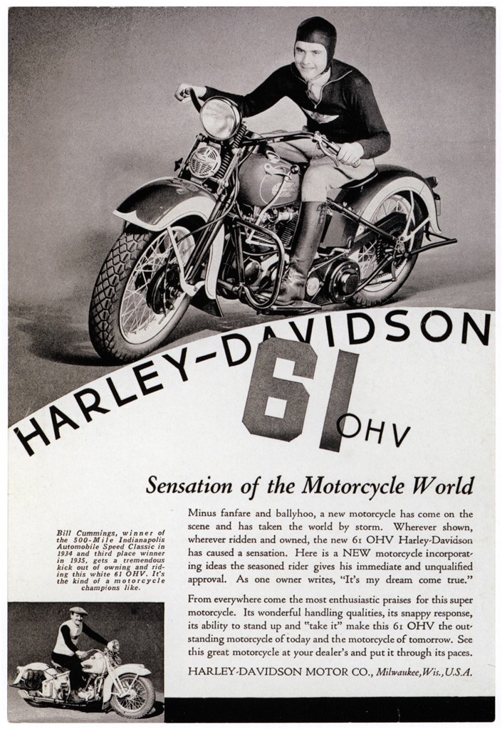 Harley-Davidson 61