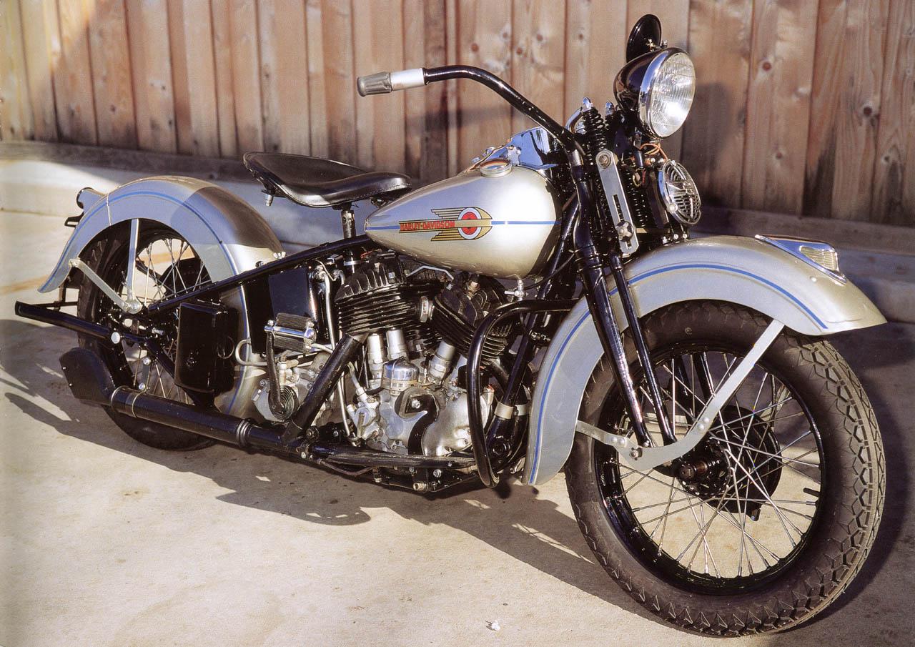 historia-1936-1940 - Harley Clasica