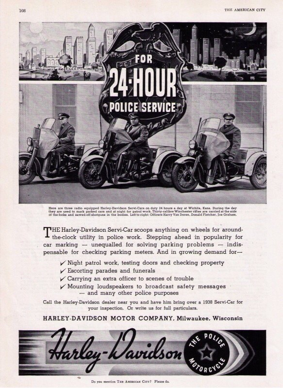 For 24 hour police service