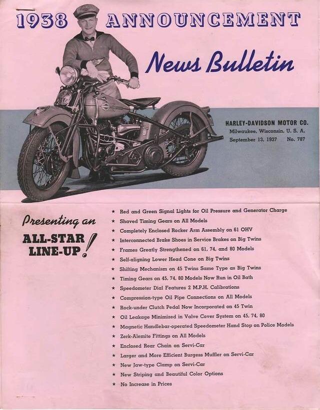 1938 news bulletin