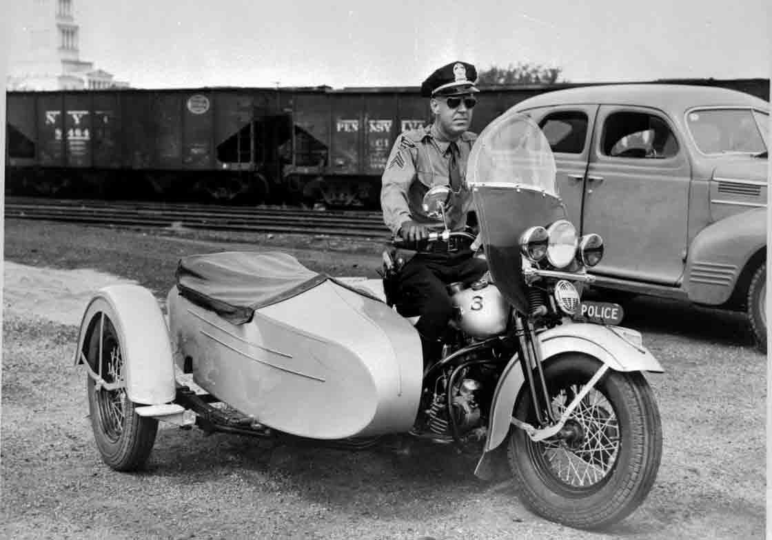 Agente de policía - 1940