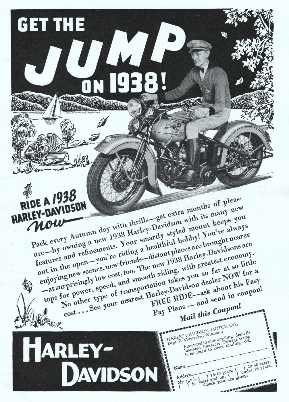 Get the Jump on 1938