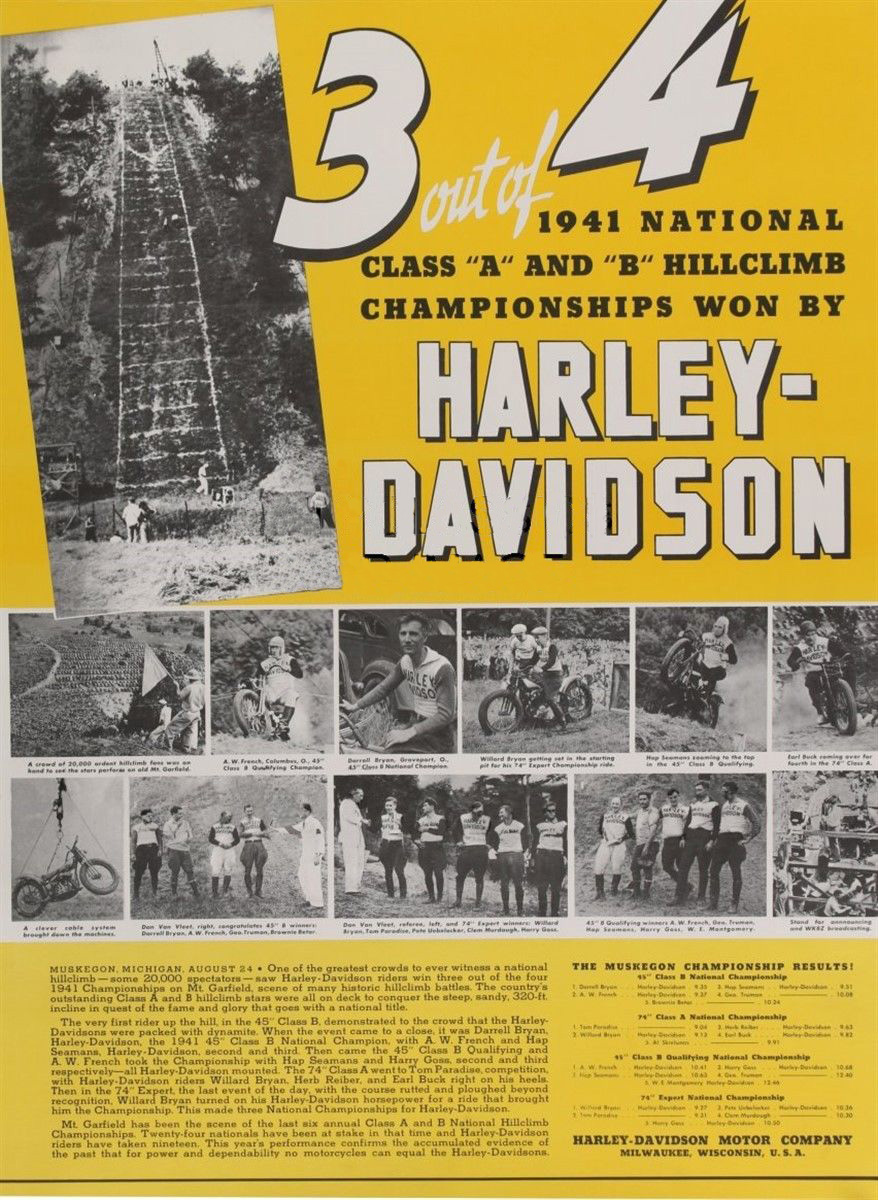 1941 National Class A and B Hillclimb