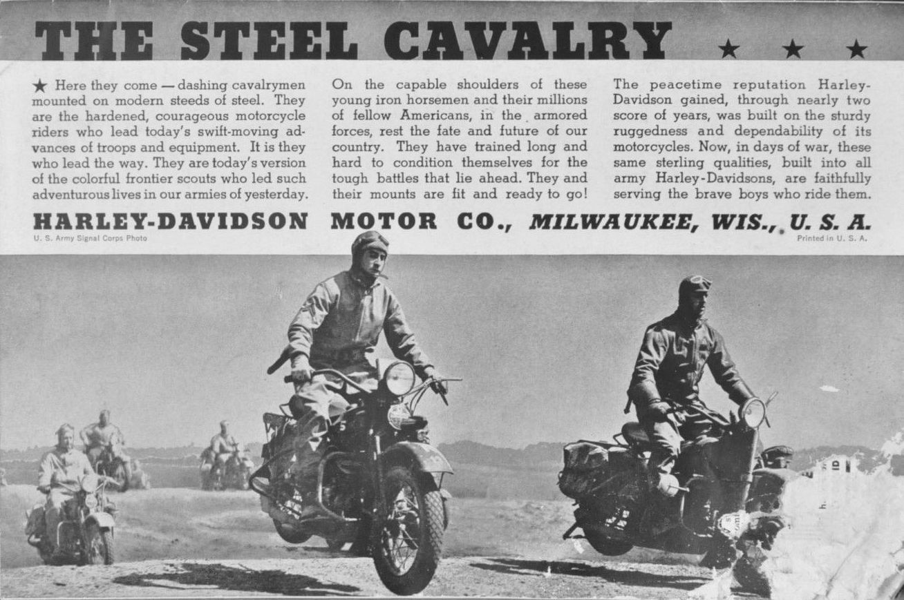 The Steel Cavalry