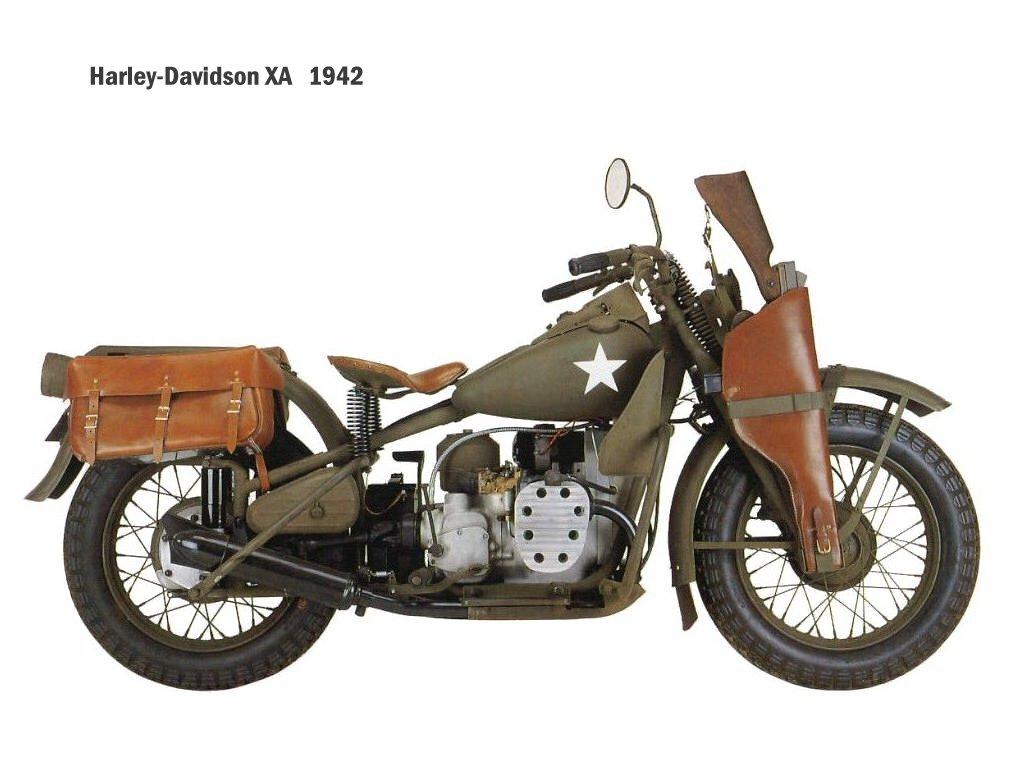 Modelo experimental XA de 1942