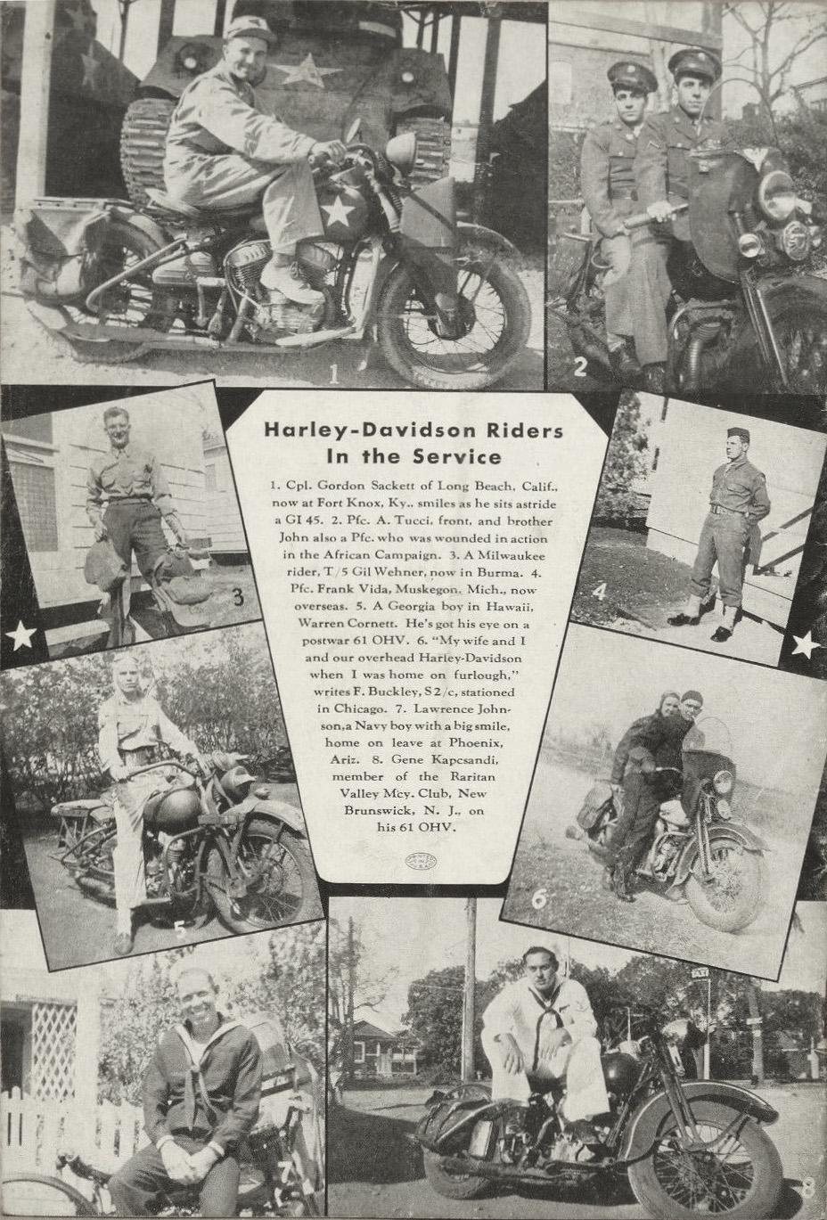 Revista Enthusiast de julio de 1944