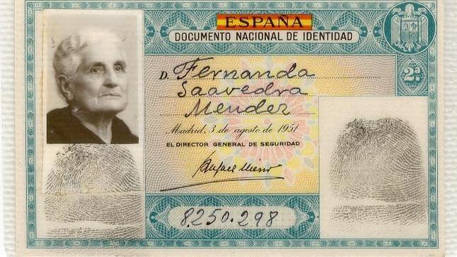 Documento Nacional de Identidad