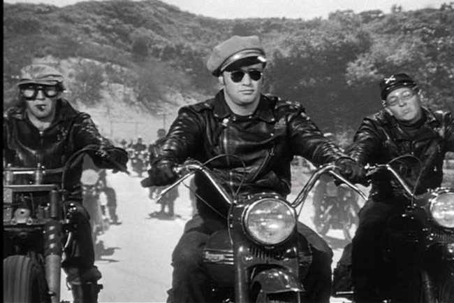 Película The Wild One