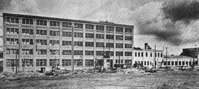 1911 - Reformas