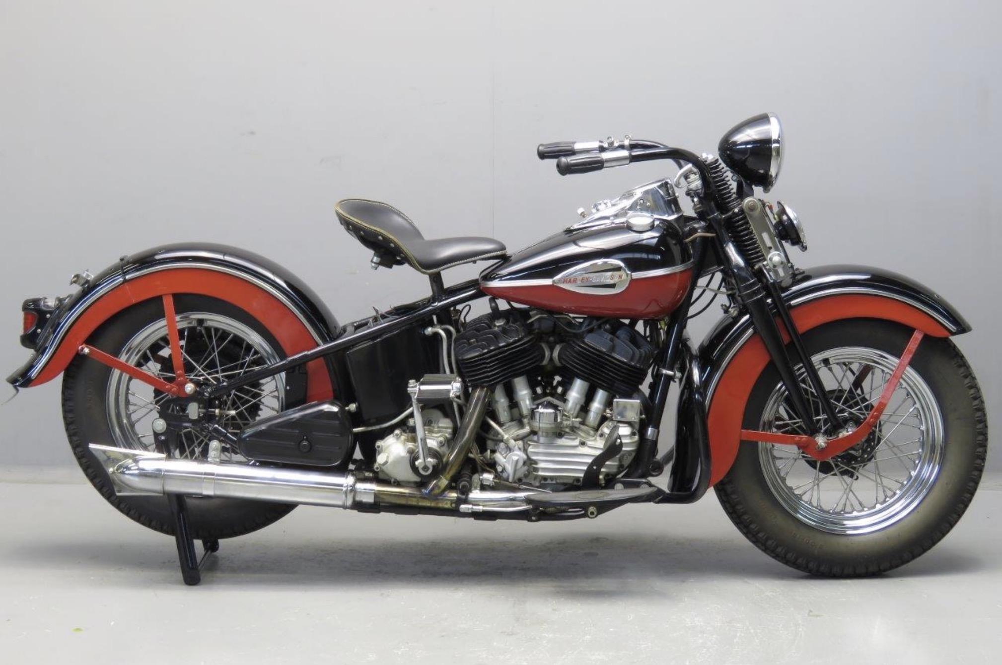 Modelo 46-U de 1.200 cc (1946)