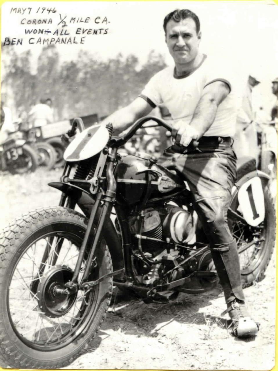 Ben Campanale en 1946