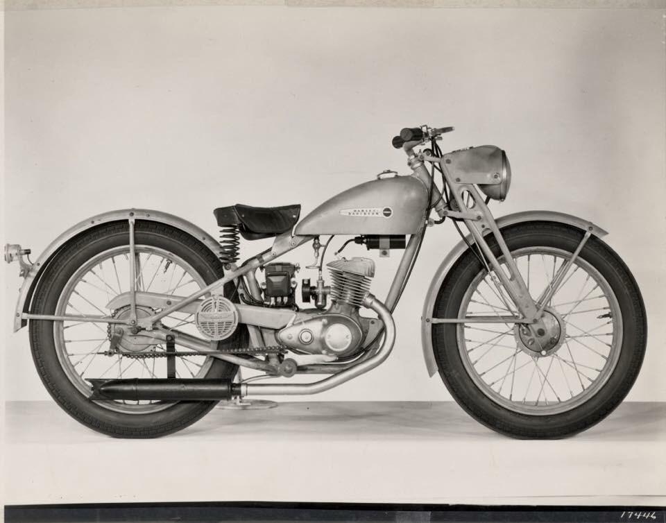 Modelo 48-S de 125 cc