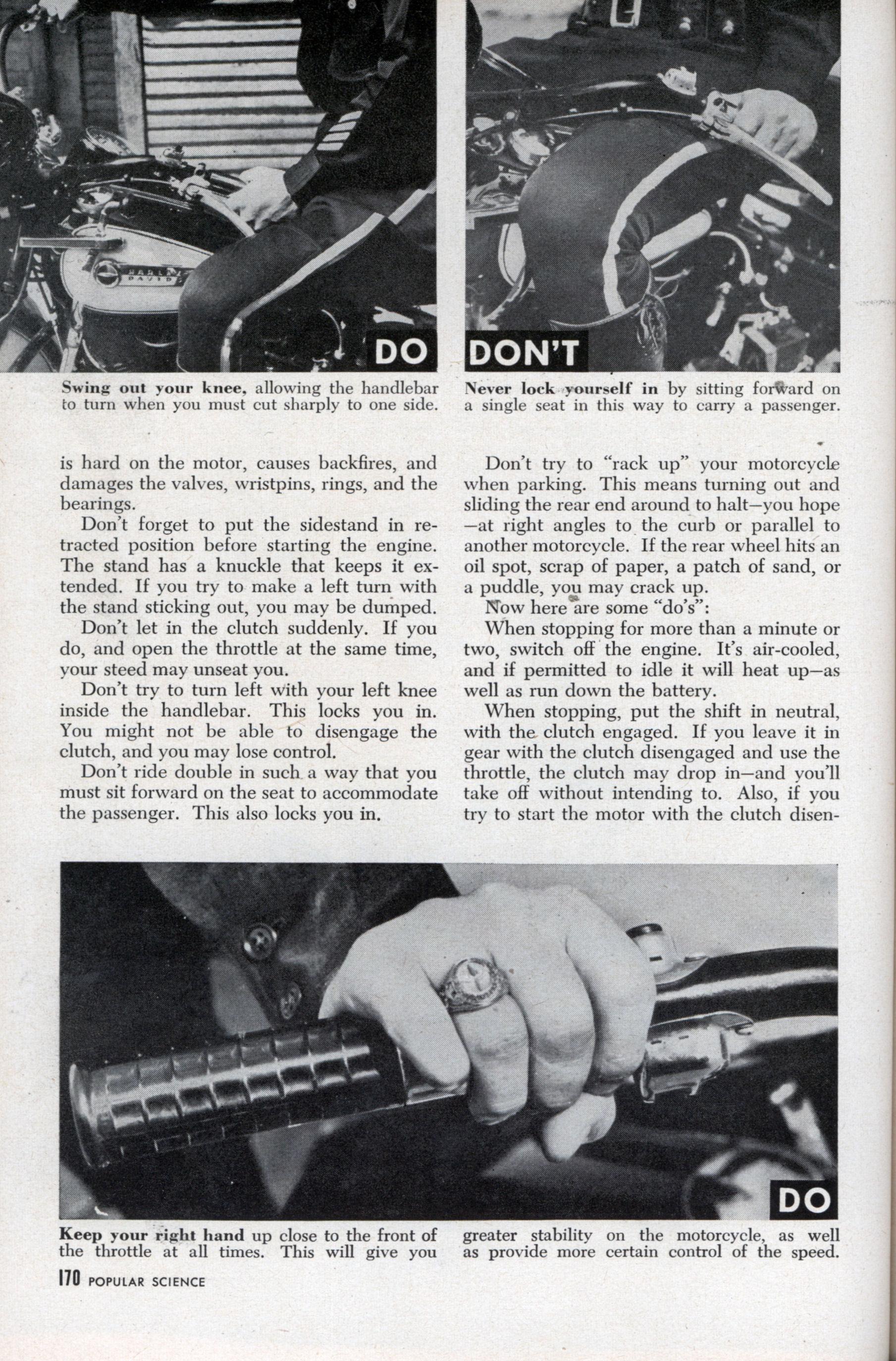 Consejos de conducción - 02