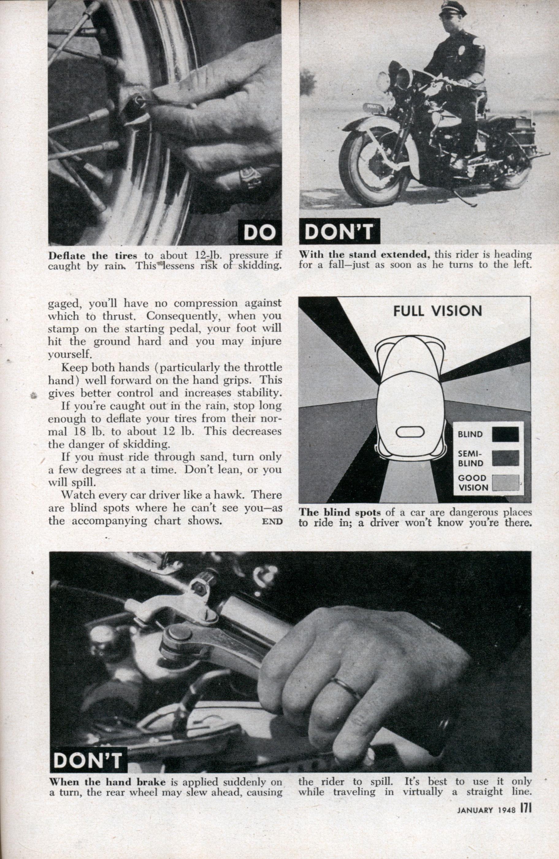 Consejos de conducción - 03