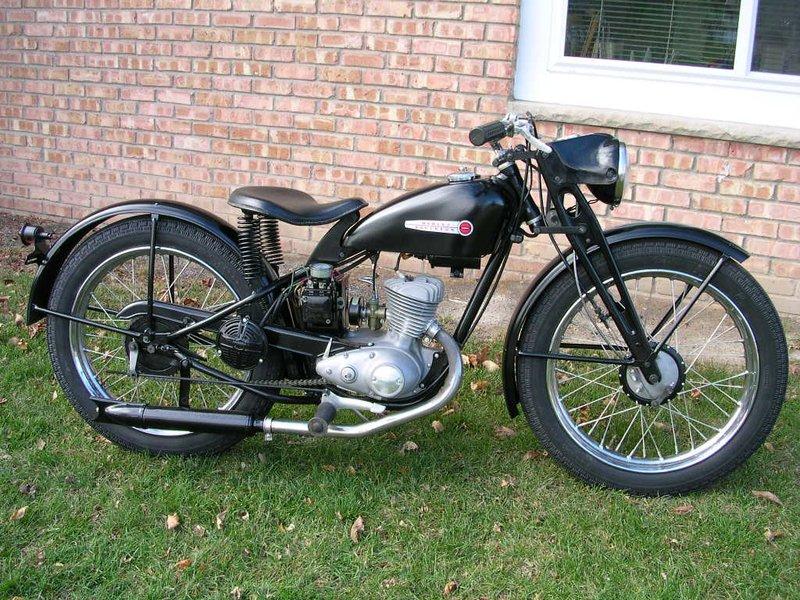 Modelo S-125 de 1949